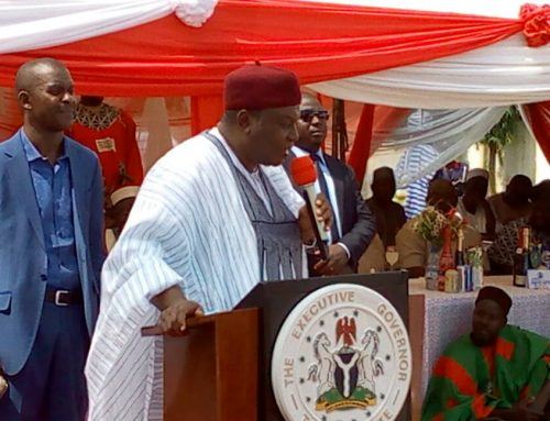 """The Life of Every Taraban is Important to Me"" – Gov. Ishaku"