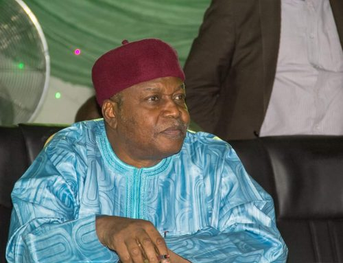 COVID-19: Gov. Ishaku Commends Community and Religious Leaders for Adherence