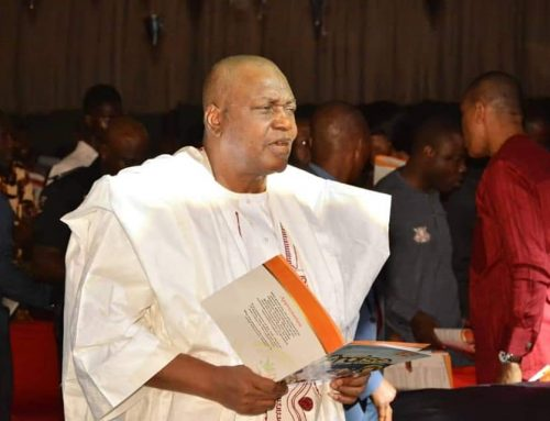 Press Statement: Gov. Ishaku Will Not Be Distracted by APC's False Accusations