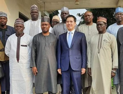 Chinese Ambassador visits Taraba State; Plans to Collaborate with the Government