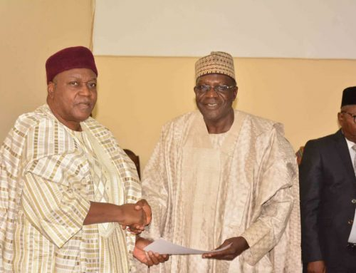 Betraying Governor Ishaku