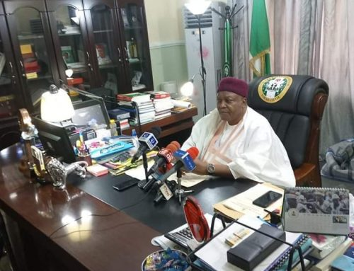Gov. Ishaku Sets Up Commission of Inquiry to Secure Lasting Solution