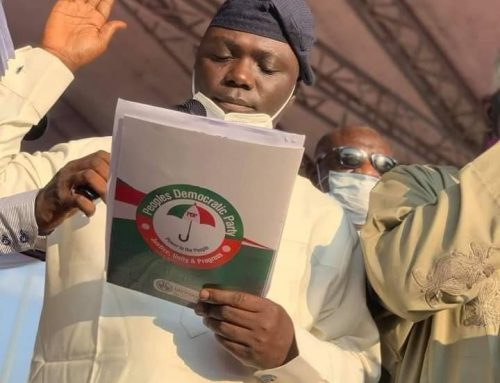Taraba PDP Gets New Party Leadership