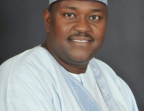Ishaku: Fixing the Roads in Taraba
